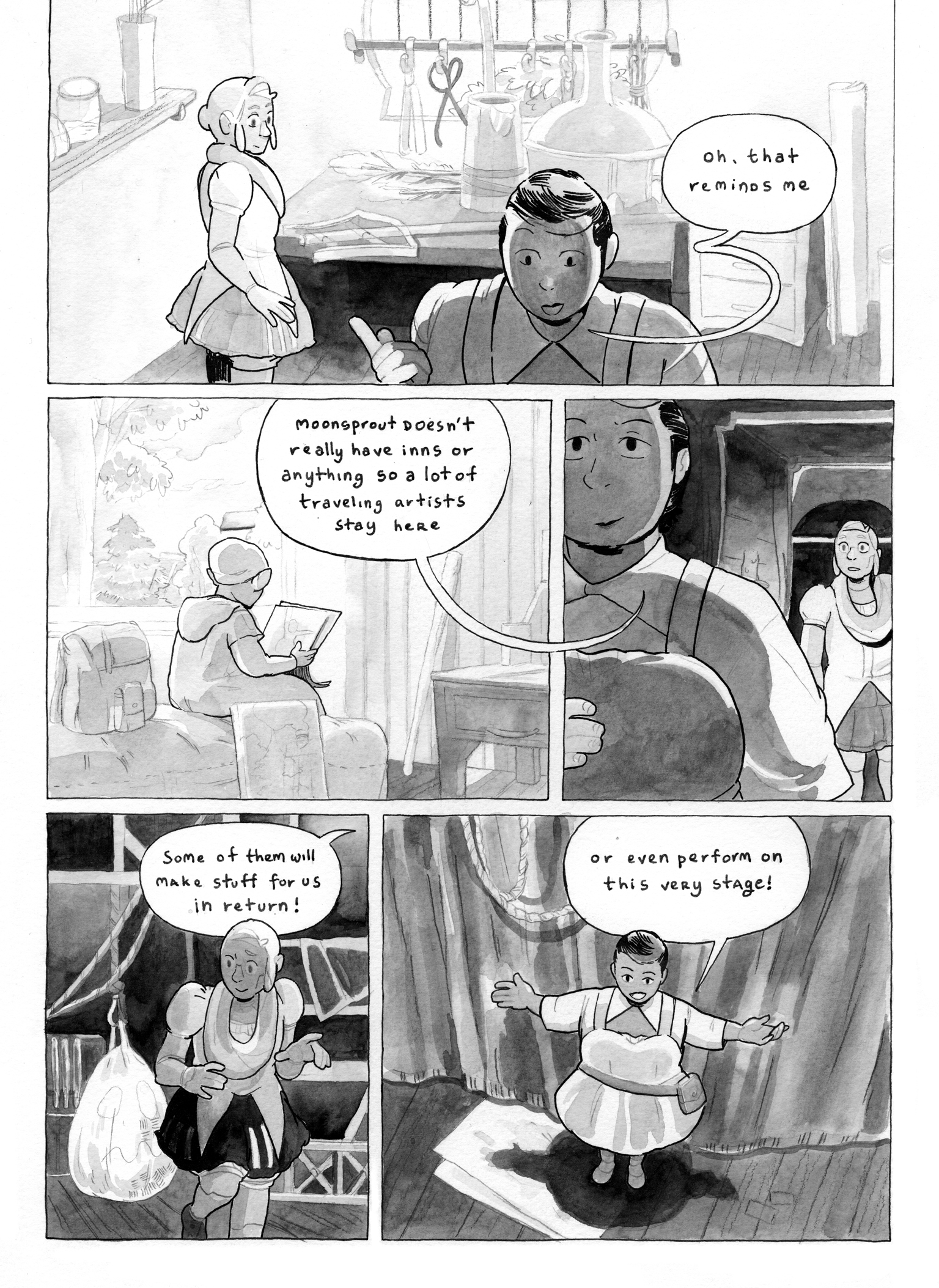 Click to read comic page 19