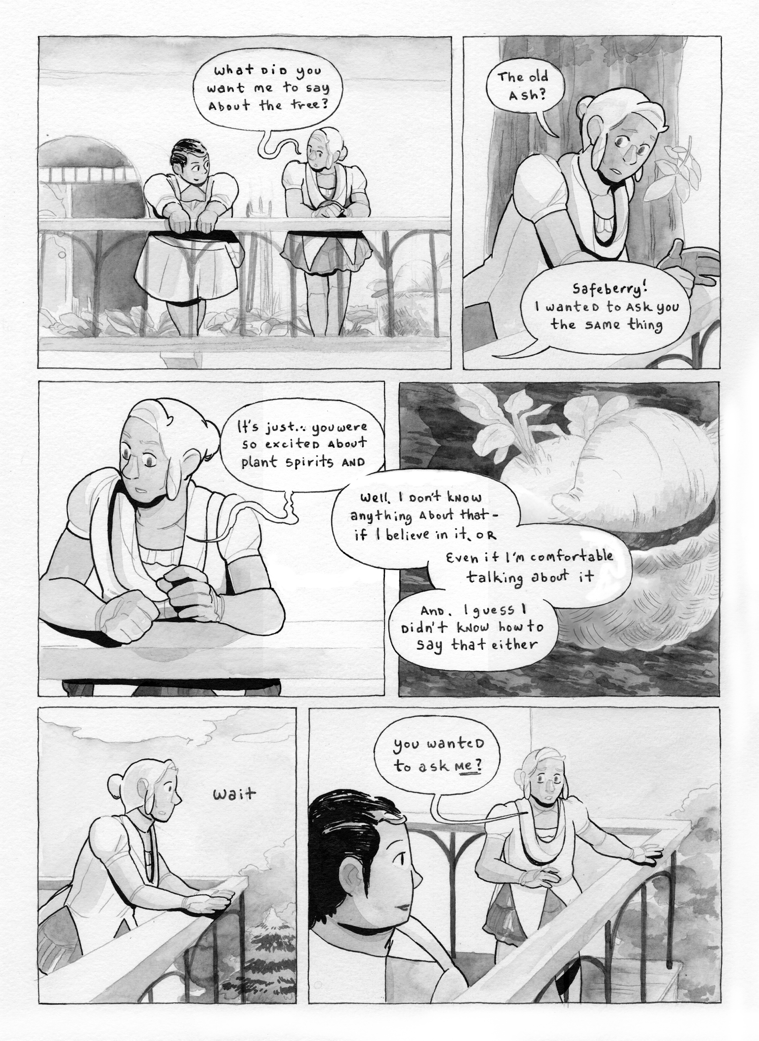 Click to read comic page 24