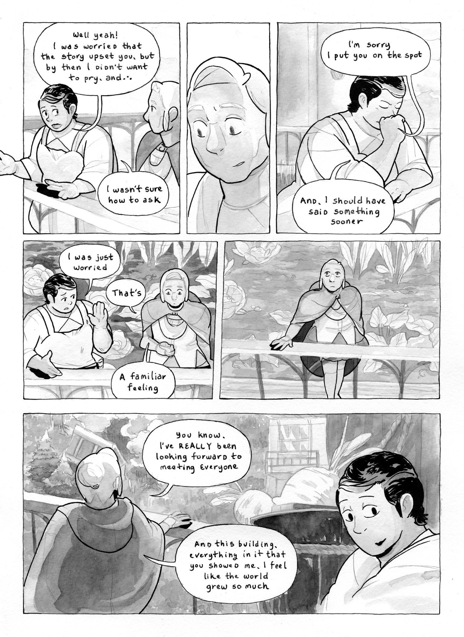 Click to read comic page 25